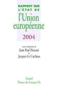 Rapport sur l'état de l'Union européenne : 2003