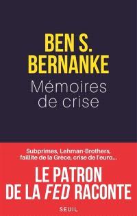 Mémoires de crise