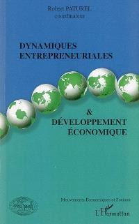 Dynamiques entrepreneuriales & développement économique