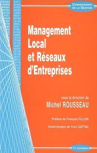 Management local et réseaux d'entreprises