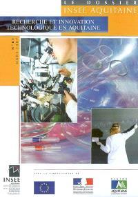 Recherche et innovation technologique en Aquitaine