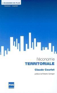 L'économie territoriale : licence-master