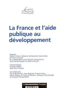 La France et l'aide publique au développement