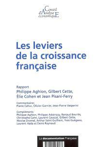 Les leviers de la croissance française