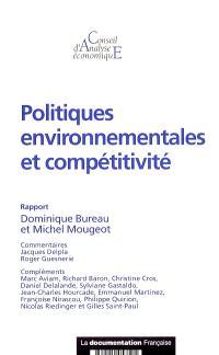 Politiques environnementales et compétitivité