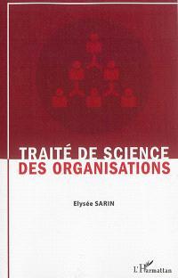 Traité de science des organisations