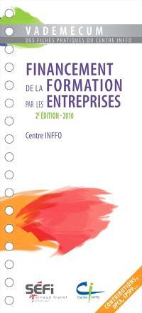 Financement de la formation par les entreprises
