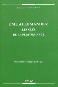 PME allemandes : les clés de la performance