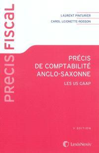 Précis de comptabilité anglo-saxonne : les US GAAP