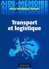 Aide-mémoire de transport et logistique