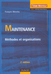 Maintenance : méthodes et organisations