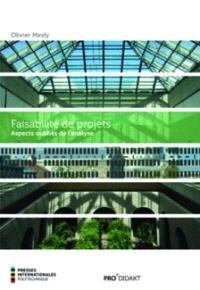 Faisabilité de projets  : aspects oubliés de l'analyse