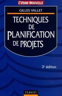 Techniques de planification de projets