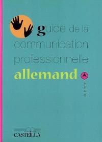 Guide de la communication professionnelle : allemand