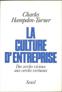 La Culture d'entreprise : des cercles vicieux aux cercles vertueux