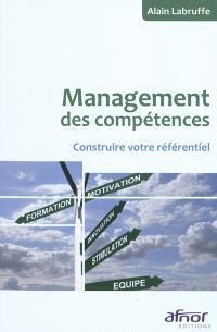 Management des compétences : construire votre référentiel