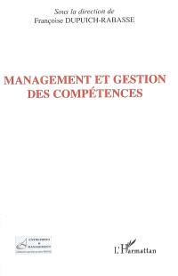 Management et gestion des compétences