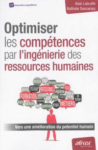 Optimiser les compétences par l'ingénierie des ressources humaines : vers une amélioration du potentiel humain