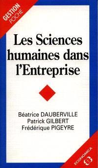 Les sciences humaines dans l'entreprise