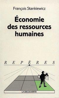 L'économie des ressources humaines