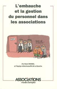 L'embauche et la gestion du personnel dans les associations