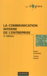La communication interne de l'entreprise