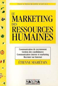Le marketing des ressources humaines