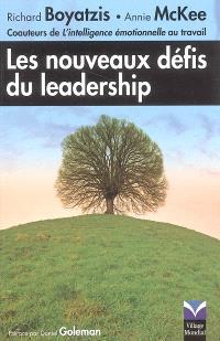 Les nouveaux défis du leadership