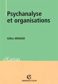 Psychanalyse et organisations