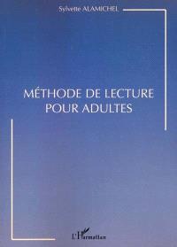 Méthode de lecture pour adultes