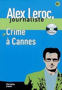 Crime à Cannes : niveau B1