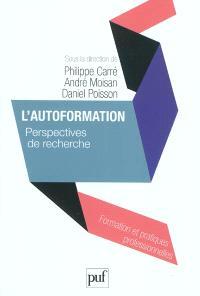 L'autoformation : perspectives de recherche