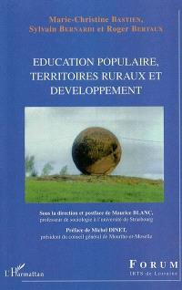 Education populaire, territoires ruraux et développement