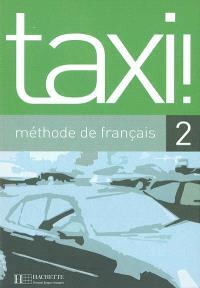 Taxi !, méthode de français 2