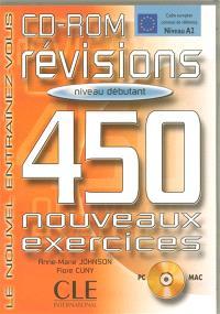 Révisions, 450 nouveaux exercices, niveau débutant