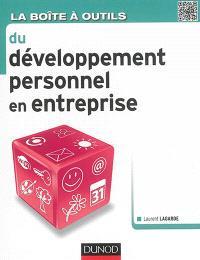 La boîte à outils du développement personnel en entreprise