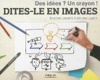 Dites-le en images : des idées ? Un crayon !