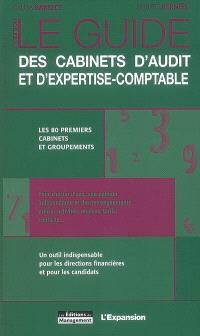 Le guide des cabinets d'audit et d'expertise-comptable