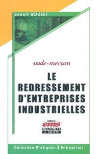 Le redressement d'entreprises industrielles