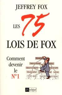 Les 75 lois de Fox