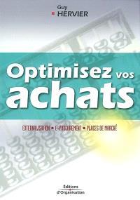 Optimisez vos achats : externalisation, e-procurement, places de marché