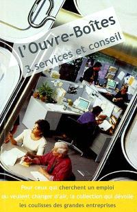 Services et conseil
