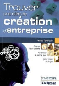 Trouver une idée de création d'entreprise