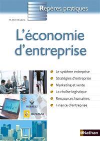 L'économie d'entreprise