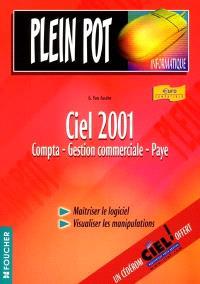 Ciel 2001 : compta, gestion commerciale, paye