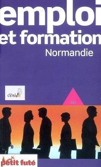Emploi et formation, Normandie : 2009