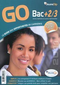 GO bac + 2-3, jeunes diplômés et jeunes expérimentés : le guide des opportunités de carrière 2011