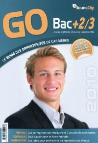 GO bac + 2-3, jeunes diplômés et jeunes expérimentés : le guide des opportunités de carrières 2010
