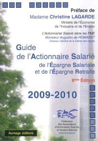 Guide de l'actionnaire salarié, de l'épargne salariale et de l'épargne retraite