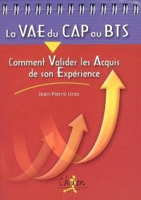 La VAE du CAP au BTS : comment valider les acquis de son expérience